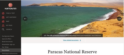 Paracas National Reserve Pics By Don Mammoser Photography